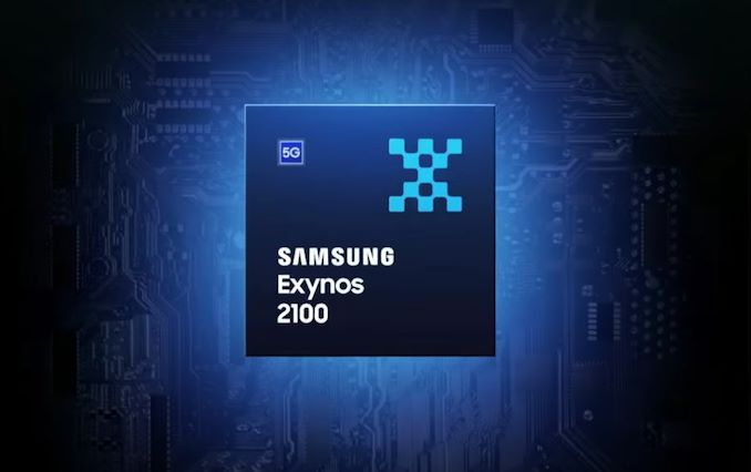 Samsung launches new flagship mobile processor Exynos 2100