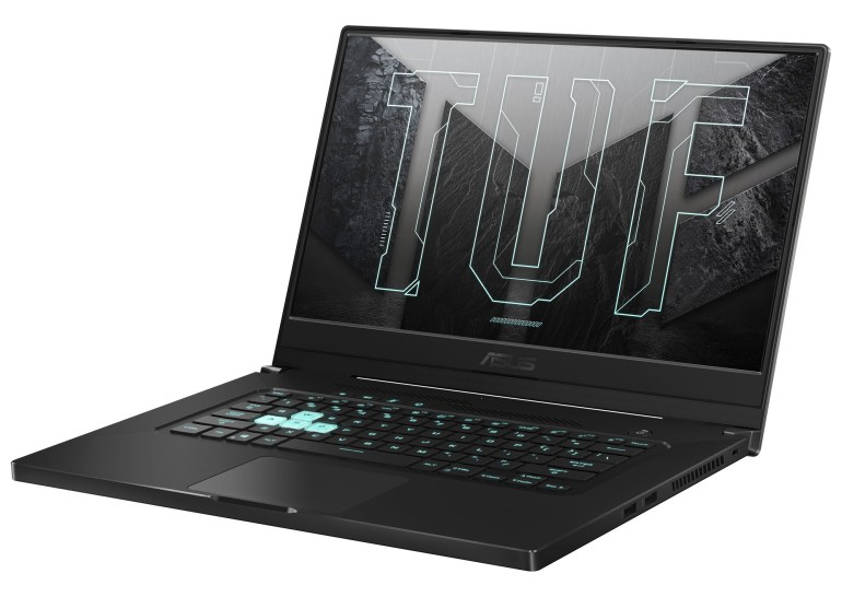 ASUS Launches TUF Dash F15 Thin & Light Gaming Laptop with 11th Gen Intel Processors