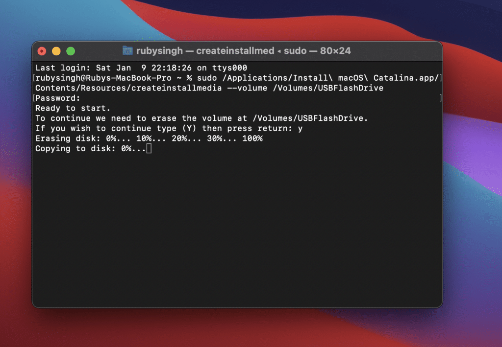 How to Create macOS Catalina Bootable Installer for Clean Installation: 2 Easy Steps (MAC only) TechRechard