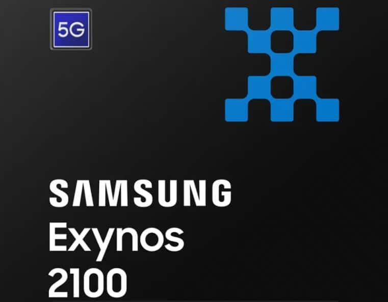 Samsung officially unveils Exynos 2100 chipset