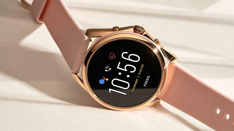 Fossil Gen 5 LTE Smartwatch Presented