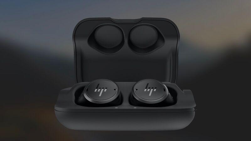 HP Elite Wireless Earbuds: HP unveils its first noise-canceling headphones TechRechard