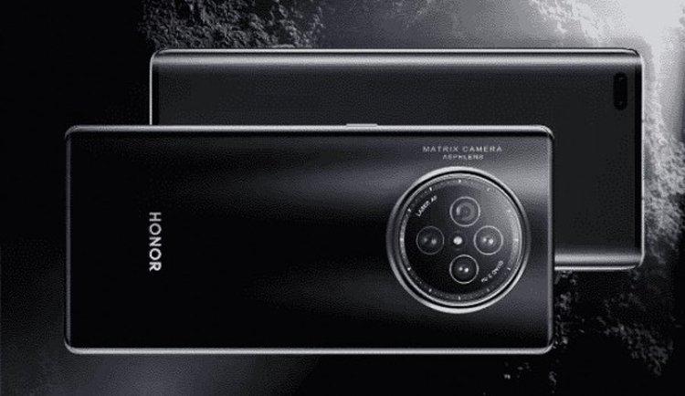 Honor V40 specs leaked TechRechard