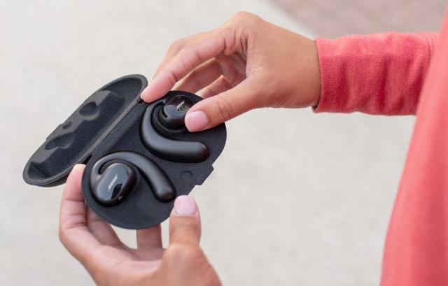 Bose unveils Sport Open Earbuds TechRechard