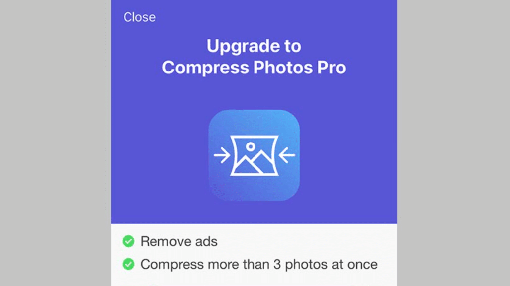 Compress Photos on iPhone and Free up Space