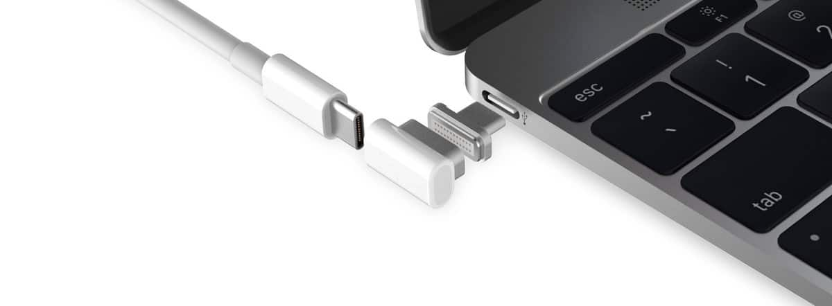 Apple wants to bring magnetic charging back to MacBook Pro.  What for? TechRechard