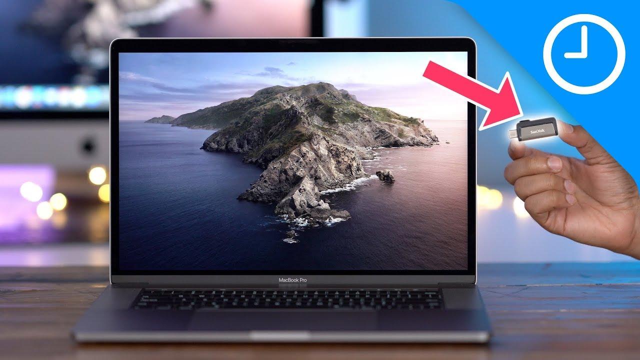 How to Create Bootable USB Installer for macOS X on Windows 10: 3 Easy Steps TechRechard