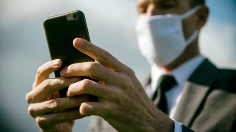 iphone coronavirus test