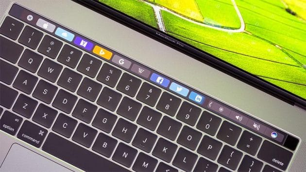 How to fix Touch Bar freeze