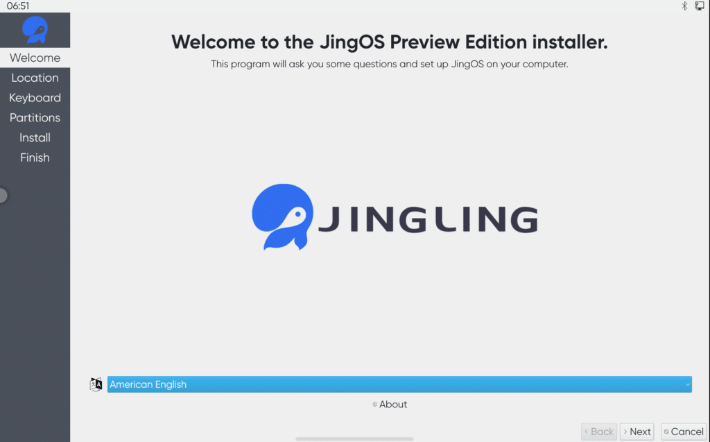 How to install JingOS? 3 Step Easy Guide