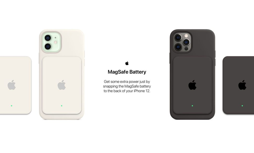 Apple develops MagSafe External Battery for iPhone 12 TechRechard
