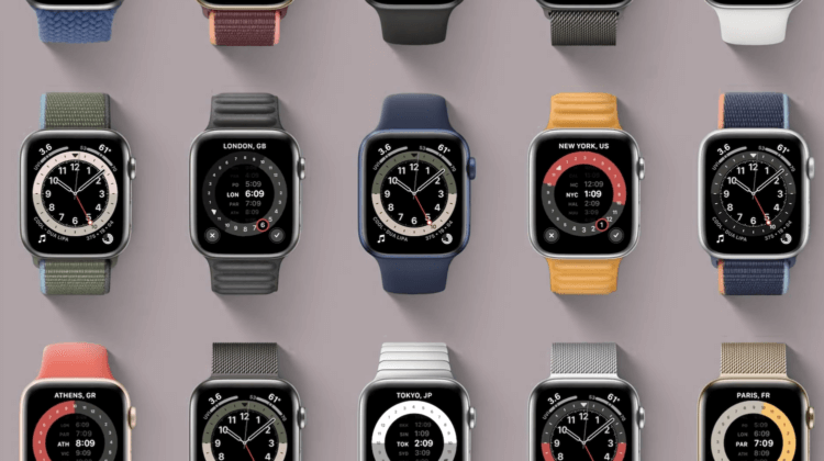 How to automatically change your Apple Watch face by time and location. TechRechard