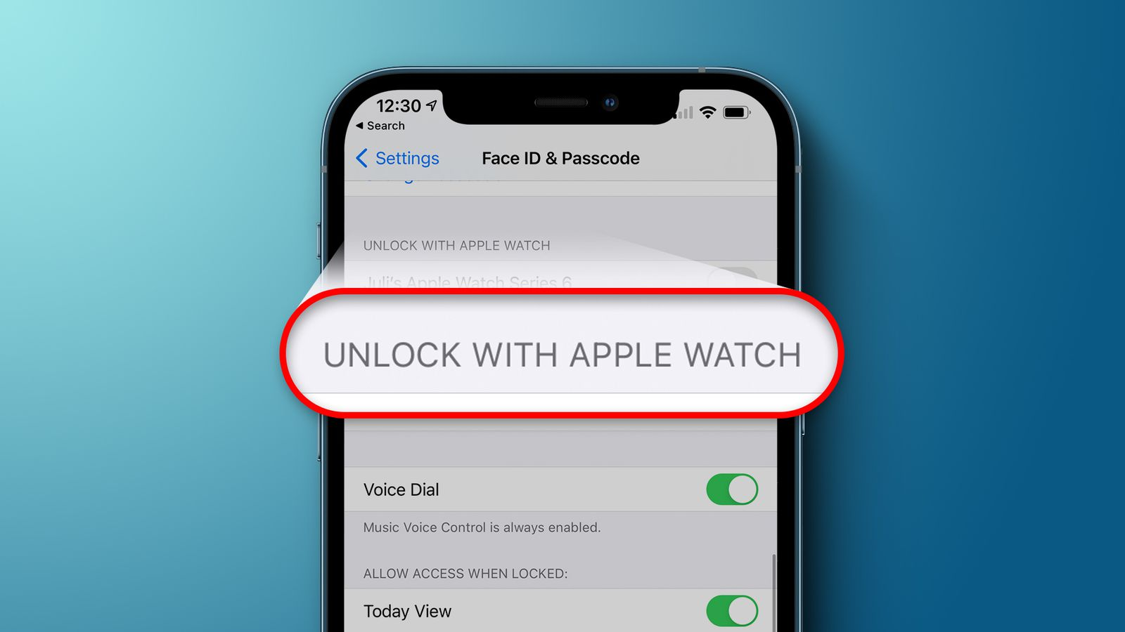 How to unlock iPhone with Apple Watch? 4 Easy Step Guide TechRechard