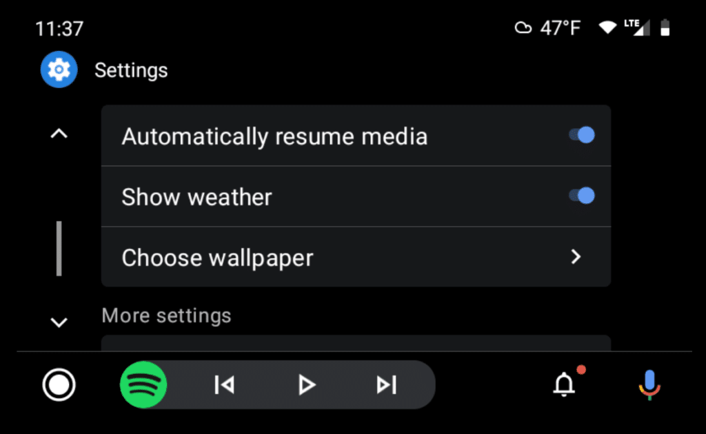 Android Auto users can now change the screensaver TechRechard