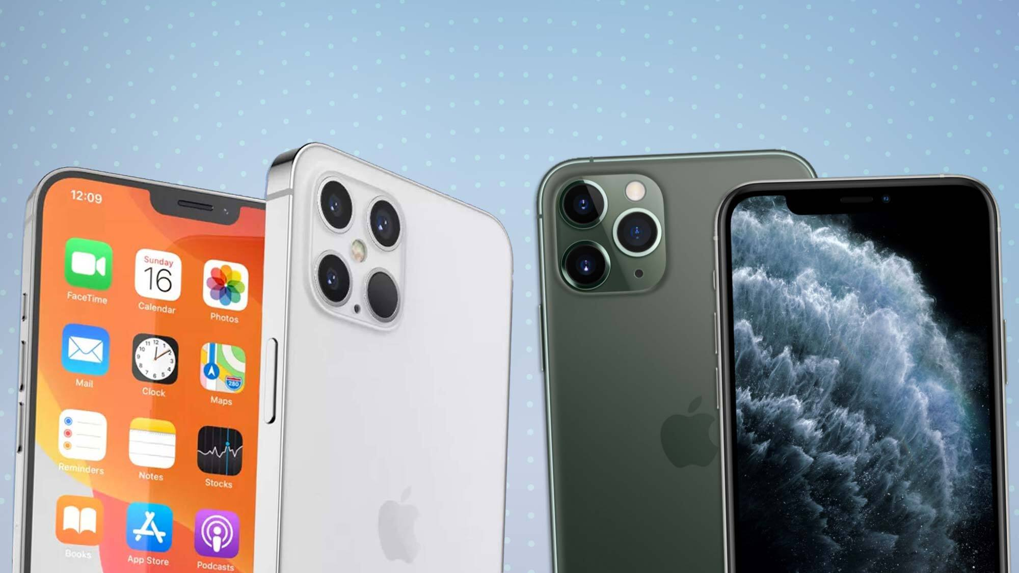 iPhone 12 Compared to iPhone 11 Pro: A tough fight! TechRechard