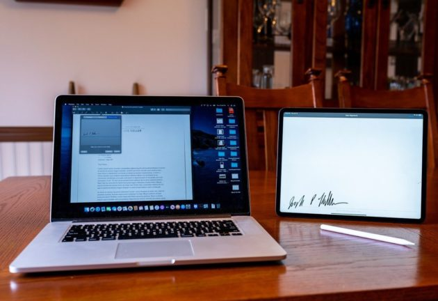 How to sign documents on your Mac with iPhone or iPad? 2 Ways Explained