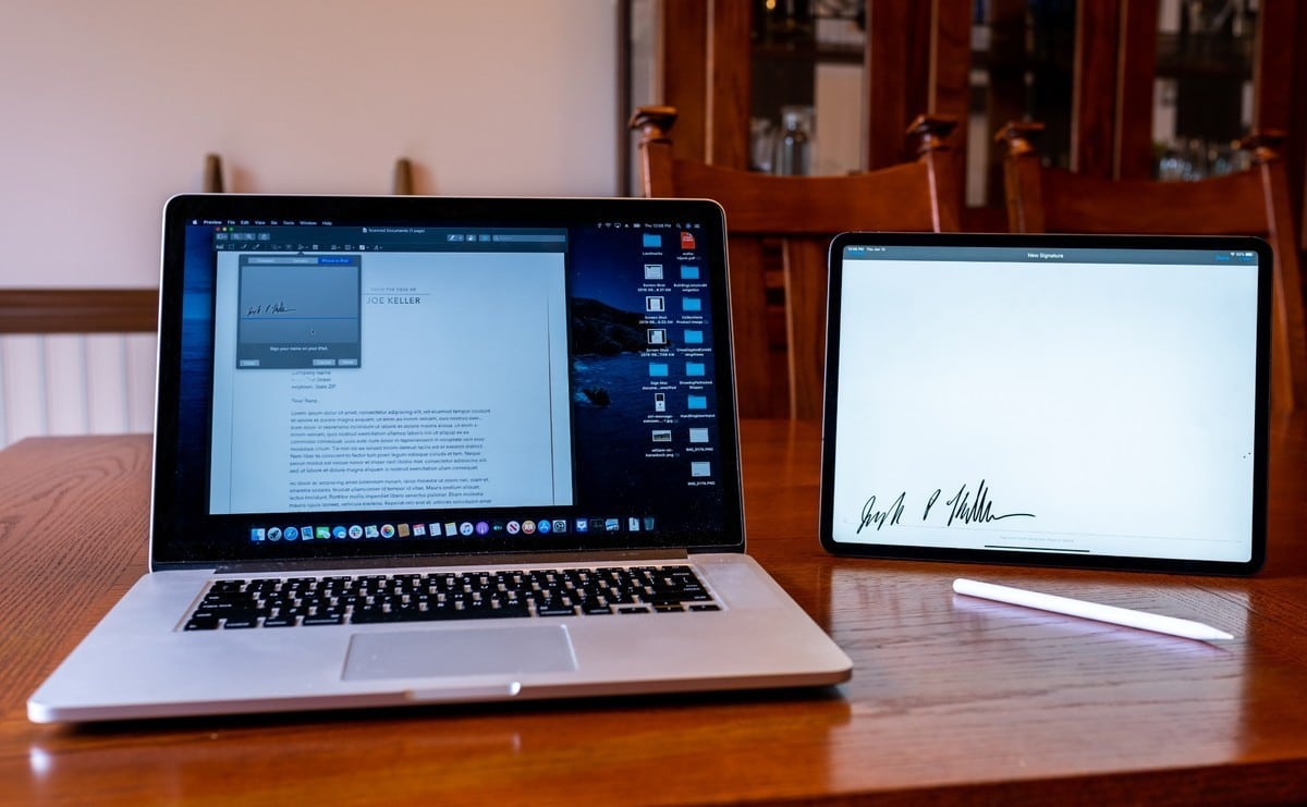 How to sign documents on your Mac with iPhone or iPad? 2 Easy Ways TechRechard