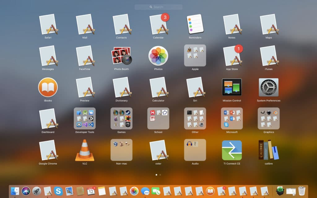App icons disappear in the finder; how to fix them?