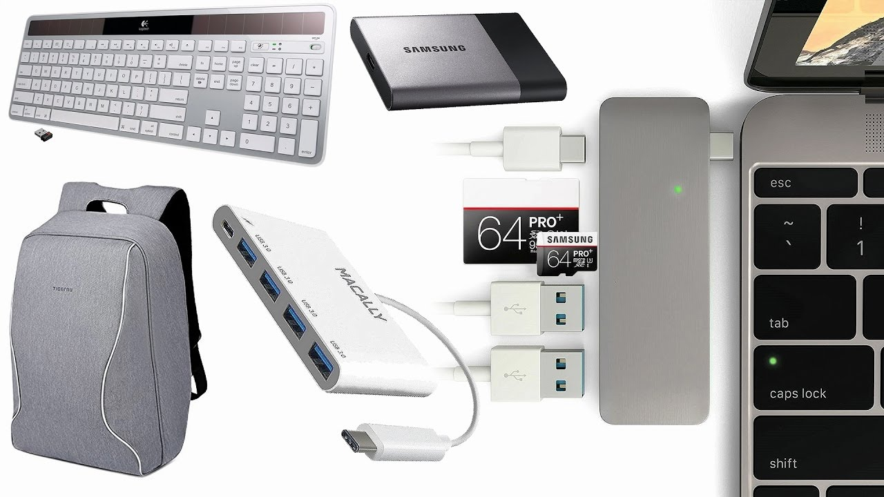 Top MacBook Accessories You Should Look Out: Best Selection for 2021 TechRechard