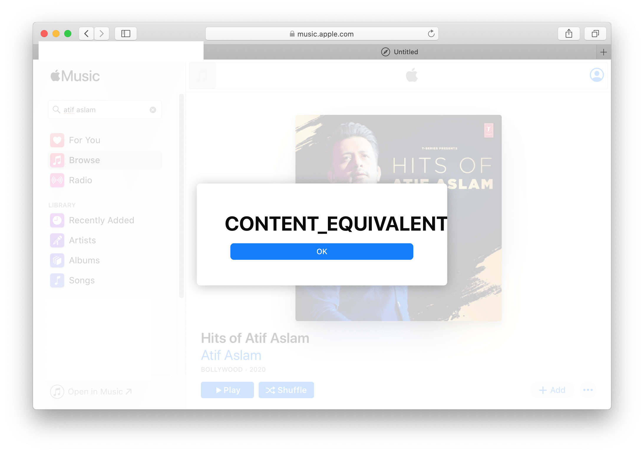 Content Equivalent Apple Music - How to Fix? 3 Easy Steps TechRechard