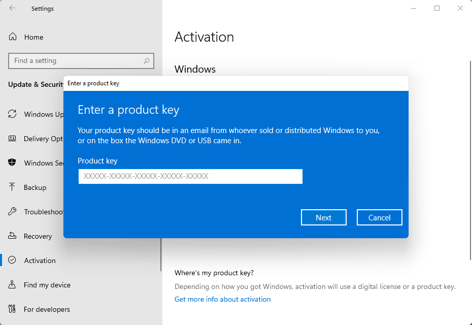 How to Find Windows 11 Product Key [3 Methods]