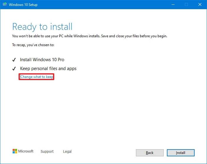 Clean Installation of Windows 11